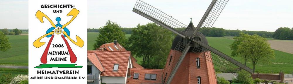 Geschichts- und Heimatverein Meine und Umgebung e.V.